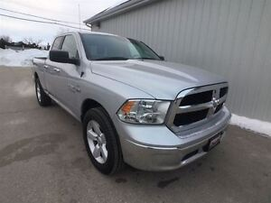 2015 Ram 1500 SLT | LOW KMS | ACCIDENT FREE |