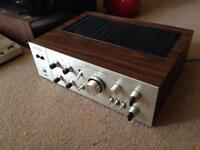 Technics SU-3400 Very Rare Early 70's Integrated Amplifier