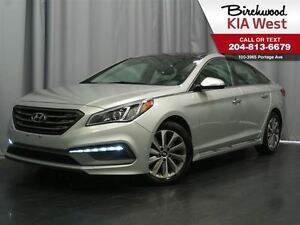 2015 Hyundai Sonata 2.4L Sport /THIS IS ONE OF THOSE CARS...