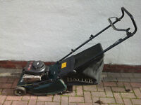 Hayter Hawk 41 Push Petrol Lawnmower...SERVICED