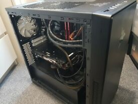 Amazing gaming PC for sale, acer gaming 144hz monitor full set up