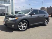 2012 Toyota Venza V6 ALL WHEEL DRIVE 1 OWNER TOYOTA CERTIFIED