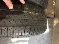185/65/15 brand new Bridgestone tyre