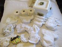 Birth to Potty Nappy System