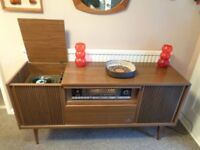 Vintage 1970's Grundig Stereo Console,Bergamo 8/GB.