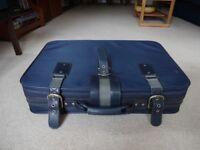 Blue M & S Suitcase for sale