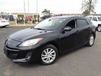2012 Mazda MAZDA3 GS-SKY***LEATHER***SUNROOF***