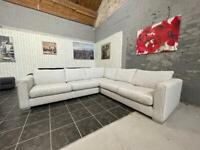 Light grey Sofology corner sofa