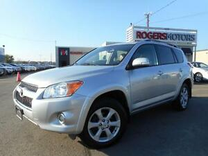 2011 Toyota RAV4 LTD V6 4WD - LEATHER - SUNROOF