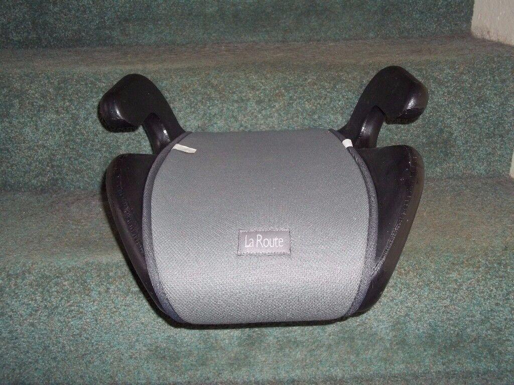 2 car booster seats