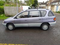 1998 Toyota Picnic 2.0 GL 5dr Automatic @07445775115