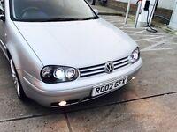 VW GOLF 1.9 GT TDI
