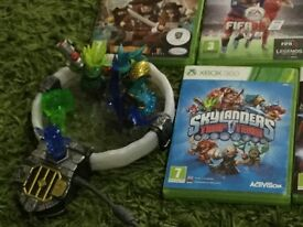 XBox 360 250GB plus 4Nr Wireless Controllers and 20 Games