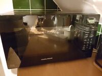 Morphy Richards microwave and oven