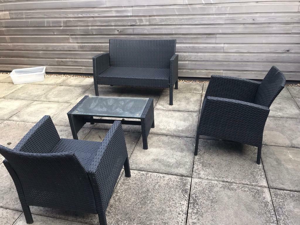 Rattan Garden Furniture Gumtree Leeds