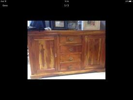 Granary sideboard Indian furniture