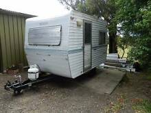 FRANKLIN SMALL CARAVAN - GREAT TO TOW OR SPARE ROOM. Yarrambat Nillumbik Area Preview