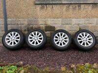 "Range Rover Sport 18"" Wheels & Tyres"
