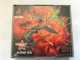 PlayStation 1 tempest X3 game. Ps1