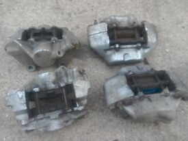 Land rover brake calipers