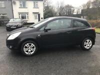2010 Vauxhall Corsa 1.3 CDTI diesel *£30 road tax*