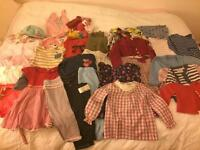 Girl clothes 18m-24m