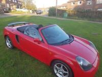 Toyota MR2 ROADSTER For quick sale good condition