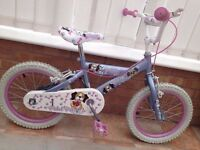 "Childrens 16"" Pedal Pets Bike"