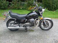 Moto Guzzi V65C rare bike
