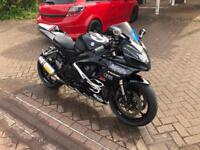 Suzuki Gsxr 600 k6 relentless edition