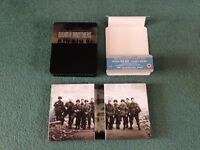 HBO Band Of Brothers Blu-ray Box Set in Tin (please note disc 1 is missing)