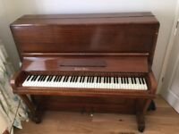 Piano - recently tuned. Free to good home