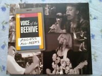 Voice of The Beehive Access All Areas CD Includes CD & DVD