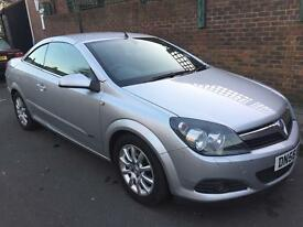VAUXHALL ASTRA TWIN TOP SPORT CONVERTIBLE