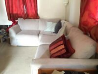 Perfect Condition DFS Corner Sofa Bed