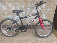 Kids 20inch bike for sale!