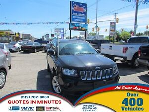 2014 Jeep Compass NORTH   4X4   SUNROOF   ALLOY WHEELS