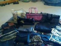 25 bags and purses