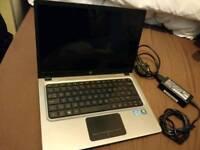 HP folio 13-2000 silver professional laptop Ultrabook 13 inch laptop Intel i5 128ssd