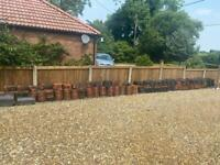 Clay Roof Tiles (approx 1200)