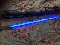 A akin sky walker Force FX master replica lightsaber