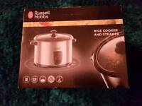 Rice Cooker & Steamer Brand New Unopened