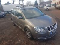 ** vw touran 1.9 tdi se **