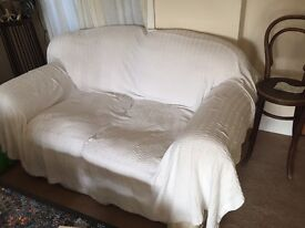 Well loved family sofa in need of a good home