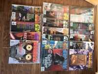 Star Wars Insider Magazine #26 to 43 and #46 Import from th US