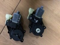 Ford Fiesta 2012 front window motors
