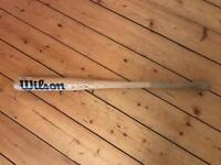 "Wilson professional baseball bat ⚾️ sports adult size 34"""