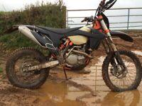 KTM 450 EXC SIXDAYS