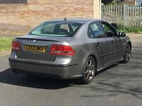 2004 SAAB 9-3 AERO 210 MOT AND TAX STARTS ADN DRIVES