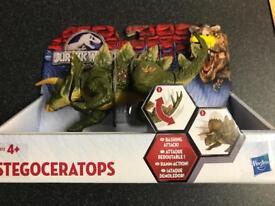Joblot of jurrasic world dinosaurs